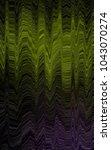 dark green template with bent...   Shutterstock . vector #1043070274
