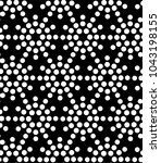 seamless vector pattern with... | Shutterstock .eps vector #1043198155