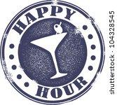 Classic Style Happy Hour...