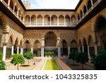 sevilla  spain   september 07 ... | Shutterstock . vector #1043325835