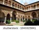 sevilla  spain   september 07 ... | Shutterstock . vector #1043325841