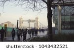 london  uk. january 19  2017.... | Shutterstock . vector #1043432521