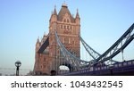 london  uk. january 19  2017.... | Shutterstock . vector #1043432545