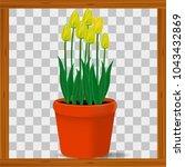 vector  realistic image of... | Shutterstock .eps vector #1043432869
