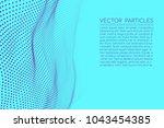 points landscape background....   Shutterstock .eps vector #1043454385
