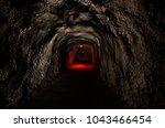 Infinite Tunnel With An Ominou...