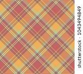 seamless tartan vector pattern | Shutterstock .eps vector #1043494849