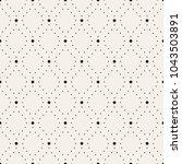seamless geometric pattern.... | Shutterstock .eps vector #1043503891