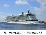 velsen  the netherlands   june... | Shutterstock . vector #1043553265