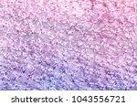 pink and purple textured...   Shutterstock . vector #1043556721