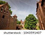 Malbork Castle Near Gdansk ...