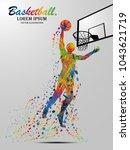 Visual Drawing Basketball Spor...
