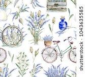 watercolor realistic...   Shutterstock . vector #1043635585