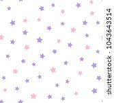 seamless geometric pattern from ... | Shutterstock .eps vector #1043643514