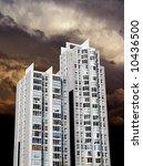 high building  skyscraper  with ...   Shutterstock . vector #10436500