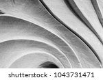 abstract striped of stone... | Shutterstock . vector #1043731471