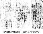 black and white abstract... | Shutterstock . vector #1043791099