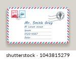 Mailing Postal Address Mail...