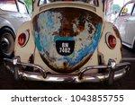 kuala lumpur  malaysia  ...   Shutterstock . vector #1043855755