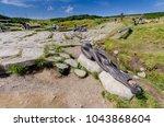 spindleruv mlyn  hradec kralove ... | Shutterstock . vector #1043868604