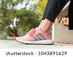 bangkok  thailand   february 17 ... | Shutterstock . vector #1043891629