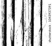 grunge halftone black and white ... | Shutterstock .eps vector #1043937391