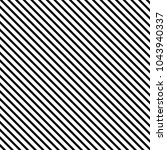 black diagonal lines vector... | Shutterstock .eps vector #1043940337