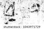 overlay aged grainy messy... | Shutterstock .eps vector #1043971729