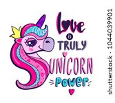 Love Is Truly Unicorn Power....