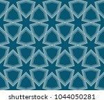 seamless modern vector... | Shutterstock .eps vector #1044050281