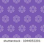 seamless modern vector... | Shutterstock .eps vector #1044052201