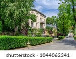ladek zdroj  lower silesia  ... | Shutterstock . vector #1044062341