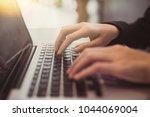 internet online shopping... | Shutterstock . vector #1044069004