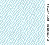 abstract wavy stripes seamless... | Shutterstock .eps vector #1044089461