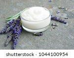 cosmetic cream and fresh...   Shutterstock . vector #1044100954