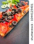 bruschetta in bologna | Shutterstock . vector #1044125401