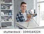 working for you. nice content... | Shutterstock . vector #1044164224