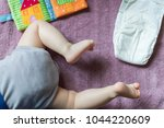baby changing table   Shutterstock . vector #1044220609