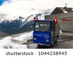 bettmeralp  switzerland   april ... | Shutterstock . vector #1044238945