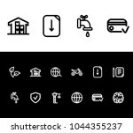 universal icon set and...