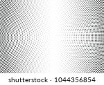 abstract halftone wave dotted... | Shutterstock .eps vector #1044356854