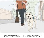 hand drawn vector illustration. ...   Shutterstock .eps vector #1044368497