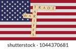 usa politics news concept ... | Shutterstock . vector #1044370681