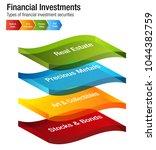 an image of a financial... | Shutterstock .eps vector #1044382759
