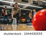 shot of an attractive young man ... | Shutterstock . vector #1044430555