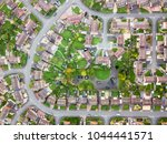 aerial view of traditional... | Shutterstock . vector #1044441571