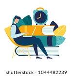 vector color illustration ... | Shutterstock .eps vector #1044482239