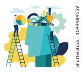 vector creative illustration of ... | Shutterstock .eps vector #1044484159