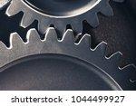 industrial gear wheels  close...   Shutterstock . vector #1044499927