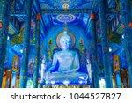 Beautiful Buddha Statue In Rong ...